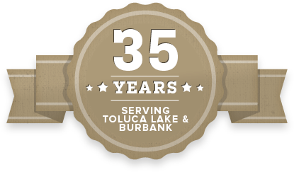 35 Years Serving Toluca Lake and Burbank